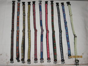 Greyhound Tag Collars $15 each